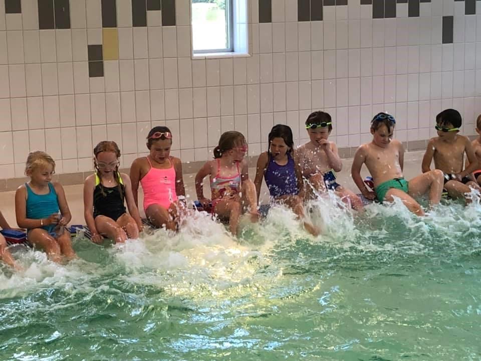Intensieve Zwemstage