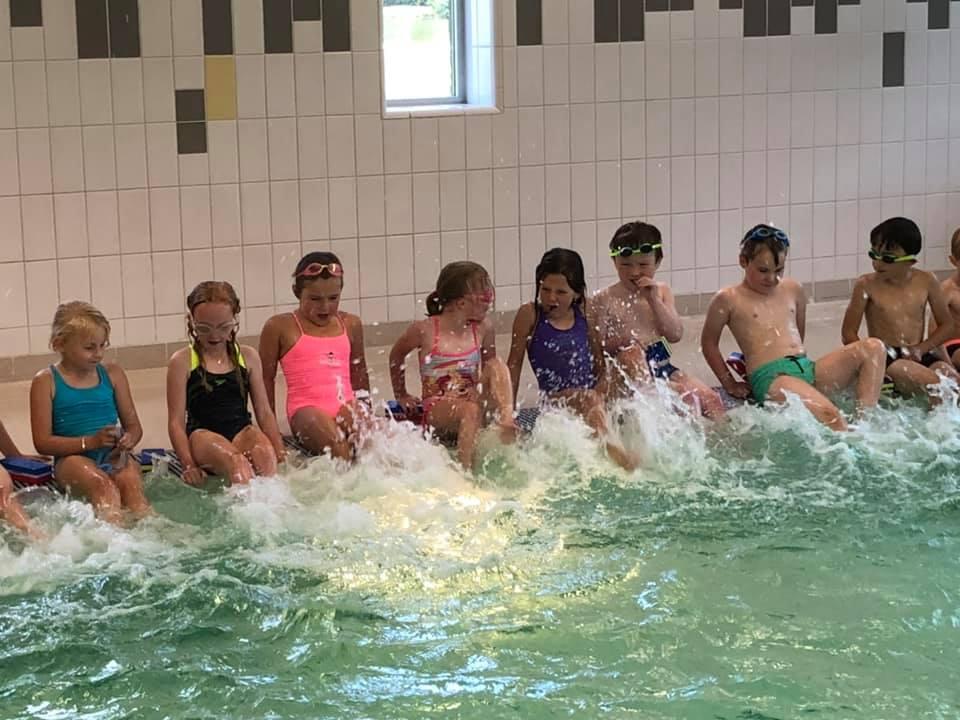 Zwemstage Zomer